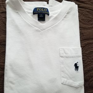 Boys Ralph Lauren 2 tshirts